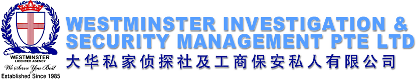 Westminster Investigation & Security Management Pte Ltd